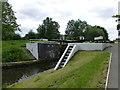 TQ1479 : Hanwell Lock 92 by PAUL FARMER