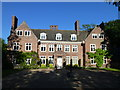 TF4411 : Leverington Hall, Church Road, Leverington by Richard Humphrey
