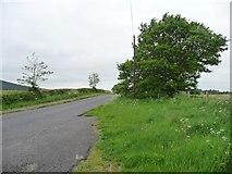 SK6052 : Salterford Lane by Christine Johnstone