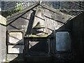 NT2573 : Mausoleum of the Dalzel family, Greyfriars Kirkyard by Robin Stott