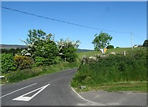 J0621 : The southern end of Carn Road by Eric Jones
