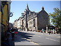 NT2673 : Canongate Tolbooth by Stanley Howe