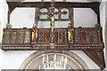 SP0107 : All Saints, North Cerney - Rood by John Salmon