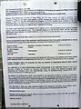 NZ4249 : Notice of an application for an Order to close Seaham Level Crossing Footpath by John Lucas