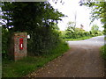 TM4784 : The Common Postbox by Adrian Cable