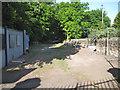 NT2671 : Vacant plot, north end of Craigmillar Park by Robin Stott
