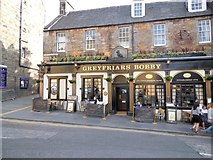 NT2573 : Greyfriars Bobby Bar, Edinburgh by Paul Gillett