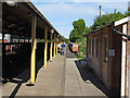 TG1926 : Platform and Canopy, Bure Valley Railway, Aylsham by Roger Jones