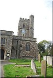 TQ6668 : Parish Church of St Mary Magdalene by N Chadwick