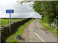NY9191 : Unsuitable for HGVs by Alan Murray-Rust