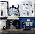 SO2104 : Through The Arcade, Abertillery by Jaggery