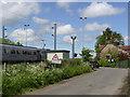 NZ2390 : Ulgham Lane crossing by Alan Murray-Rust