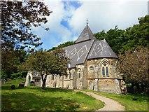 NY9449 : St James's Church,  Hunstanworth by Bill Henderson