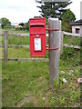 TM4686 : The Street Postbox by Adrian Cable