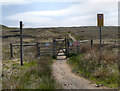SD9814 : Pennine Way Access From Ripponden Moor by David Dixon