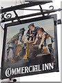 SD9409 : The Commercial Inn, Crompton by Ian S