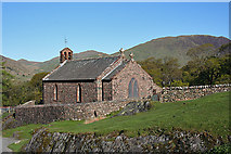 NY1717 : Buttermere Church by Anne Burgess