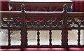 SP0600 : St Michael, Harnhill - Altar rail by John Salmon