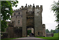 NZ1221 : Gatehouse, Raby Castle by Ian Taylor