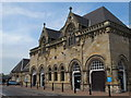 NZ4920 : Middlesbrough station buildings by Mike Quinn