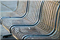 S6012 : Bus station seats by Charlie Doolally
