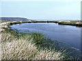 SK1186 : Ponds below Grindslow Knoll by Stephen Burton
