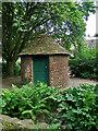 TQ3284 : Watch-house, New River Gardens by Julian Osley