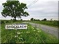 SJ4449 : Approaching Shocklach by Jeff Buck