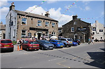 SD8789 : The Old Board Inn, Hawes by Philip Halling