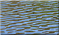 NT2873 : Reflections, Dunsaple Loch, Holyrood Park by Robin Stott