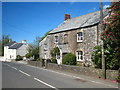 SX3081 : Cottages in South Petherwin by Rod Allday