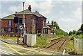 TA1970 : Former Flamborough station, 1992 by Ben Brooksbank
