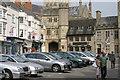ST5545 : Wells, High Street  (2) by Chris' Buet