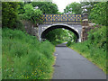 NS4164 : National Cycle Network Route 75 by Thomas Nugent