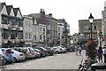 ST5545 : Well, High Street  (6) by Chris' Buet