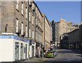 NT2474 : Stockbridge, Glanville Place by Alan Murray-Rust