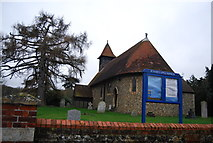 TL4311 : Church of St Mary by N Chadwick