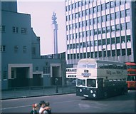 SP0787 : Buses in Colmore Circus, Birmingham by David Hillas