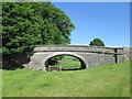 SD5189 : Crowpark Bridge, Lancaster Canal by John Slater