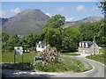 NG5720 : Torrin, Skye by Andrew Hill