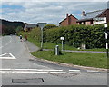 SO1338 : Station Road Boughrood by Jaggery