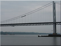 NT1279 : Forth Road Bridge from North Queensferry by M J Richardson