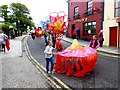 H4572 : Omagh Mid-Summer Carnival Parade, 2013 by Kenneth  Allen