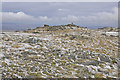 NS6406 : Summit of Blackcraig Hill by Iain A Robertson