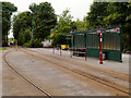 SK3455 : Wakebridge Tram Stop by David Dixon