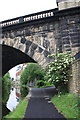 SE2933 : Bridge over Leeds & Liverpool Canal by Roger Templeman