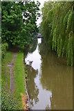 SP6165 : Grand Union Canal near Long Buckby Wharf by David Martin
