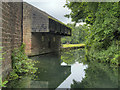 SK2957 : Cromford Canal, Cromford Wharf by David Dixon