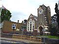 TQ2273 : Roehampton:  Infants department, Roehamtpon Primary School by Dr Neil Clifton