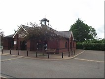 SD4520 : Tarleton public library by Philip Platt